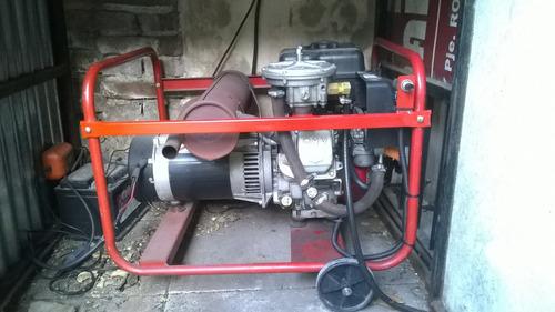 reparacion service de grupos electrógenos - conversión a gas