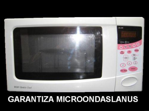 reparacion service de microondas en acto con garantia