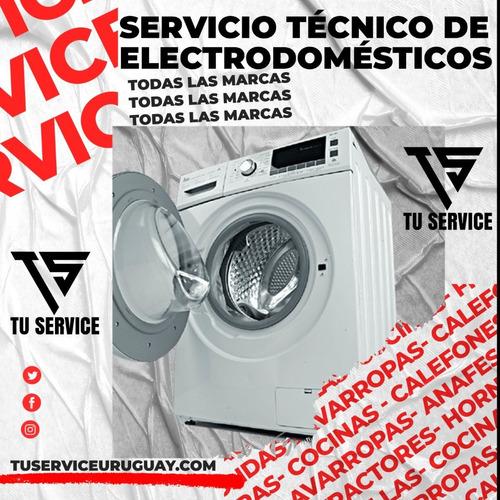 reparación service electrodomesticos