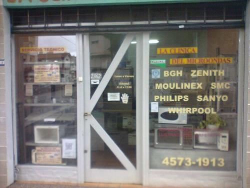 reparacion - service : la clinica del microondas , t/ marcas