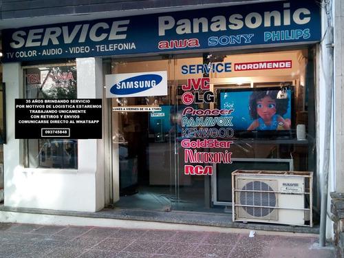 reparacion service lcd - led - retiro y  envíos domicilio