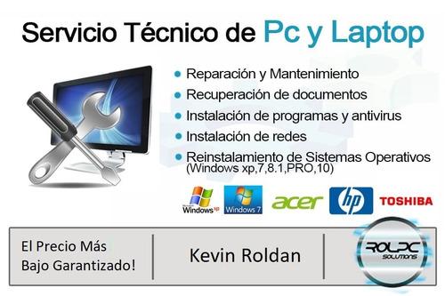 reparación-service: pc-notebook-mac-celulares-cuentas google