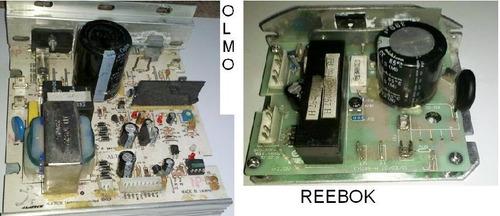 reparacion - service placas y tableros de cintas de correr