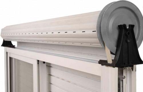 reparación service y colocación de cortinas de enrrollar
