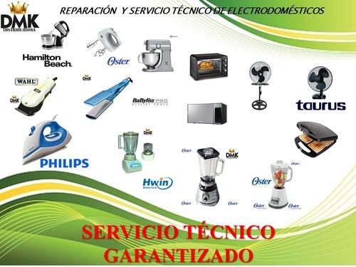 reparación servicio electrodomésticos