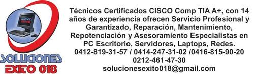 reparacion servicio técnico computadoras laptop a domicilio