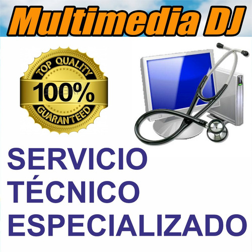 reparacion servicio tecnico computadoras laptops monitores