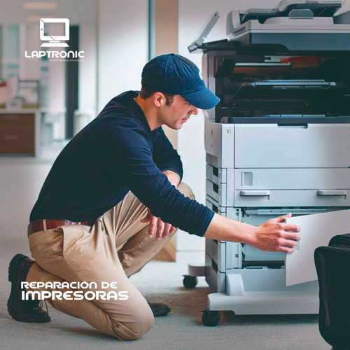 reparación / servicio técnico de impresoras canon, hp, epson