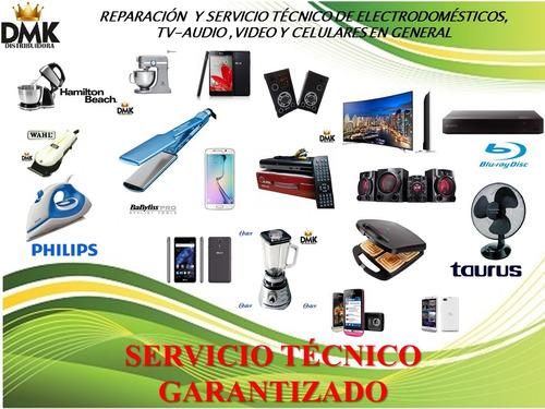 reparación servicio técnico electrodomésticos tv-audio video