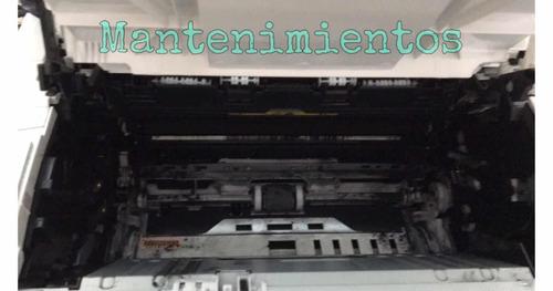 reparación servicio tecnico especializado impresoras laser