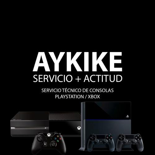 reparacion servicio tecnico play 4 ps4 ps3 xbox 360 one