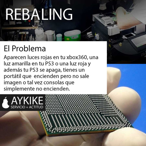 reparacion servicio tecnico play 4 ps4 ps3 xbox 360 one