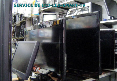 reparación servicio técnico smart tv - led - lcd - tv