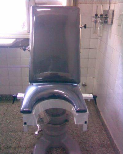 reparacion sillas de ruedas, mesas de cirugia y camillas