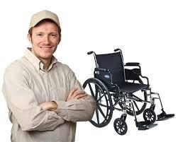 reparación sillas de ruedas refacciones