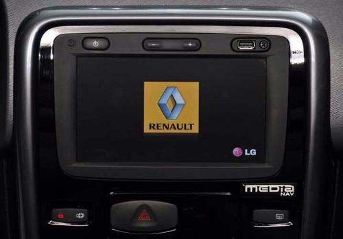 reparacion stereo navegador multimedia original renault