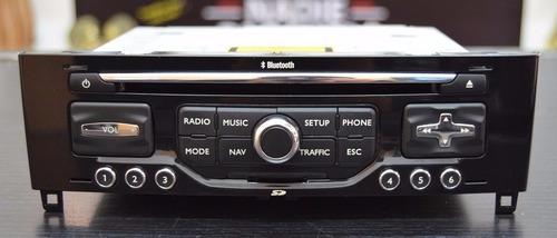 reparacion stereo peugeot 308 408 citroen