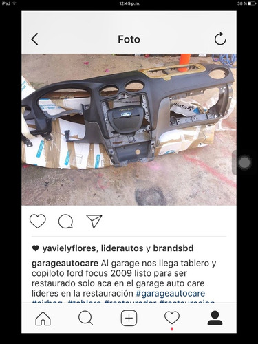 reparación tableros tapas de airbag todos los modelos y años
