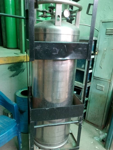 reparacion tanques criogenicos detección con helio