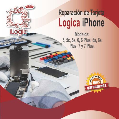 reparacion tarjeta logica iphone especialistas apple!