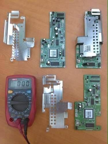 reparacion tarjetas logicas impresoras epson hp