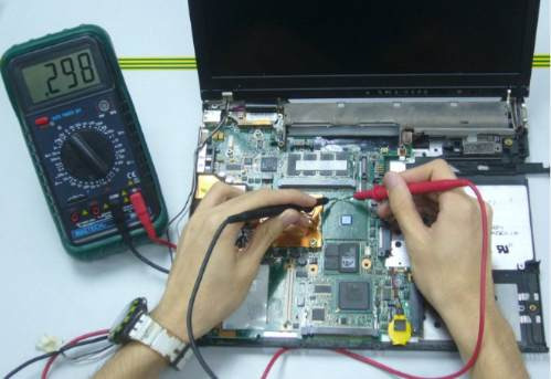 reparación tarjetas madres de laptop y tablet, todas marcas
