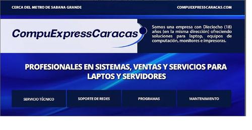 reparación tarjetas madres rebaling compuexpresscaracas.com