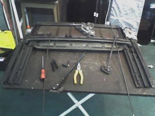 reparacion techo corredizo y levanta vidrios electr o manual