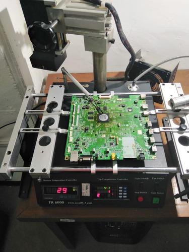reparación televisores, reparación main tv