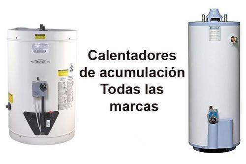 reparacion todo tipo de calentadores de agua.3114861411
