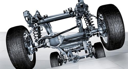reparación tren delantero silverado cheyenee kit 4x4