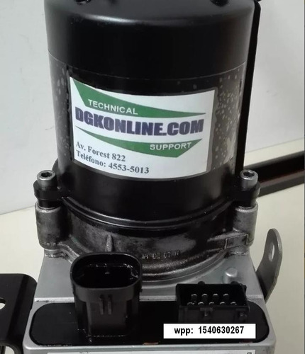 reparacion universal bomba electrohidraulica renault logan