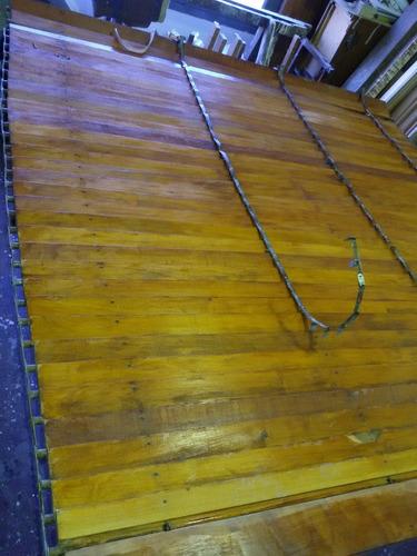 reparación venta automatización cortinas persiana madera pvc