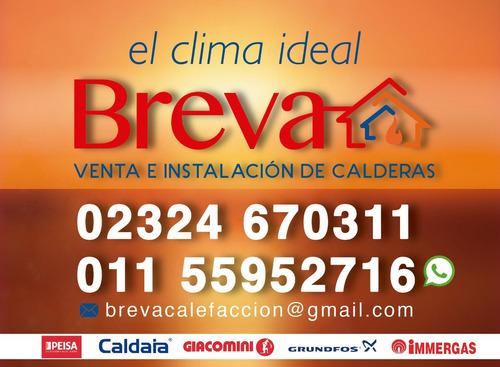 reparación, venta e instalacion de calderas