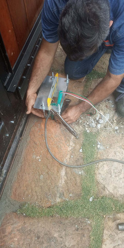 reparación, venta e instalación de portones eléctricos.
