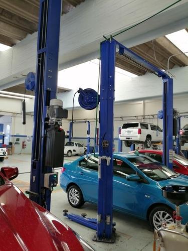 reparación, venta e instalación de rampas balanceador etc.