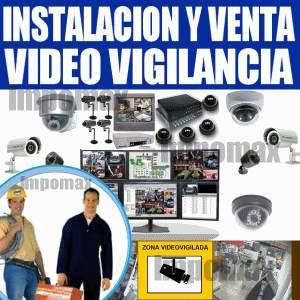 reparacion venta equipos dvr camaras seguridad espia cctv ip