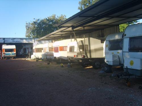 reparación ,venta y alquiler de casas rodantes