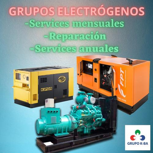 reparación, venta y alquiler de grupos electrógenos