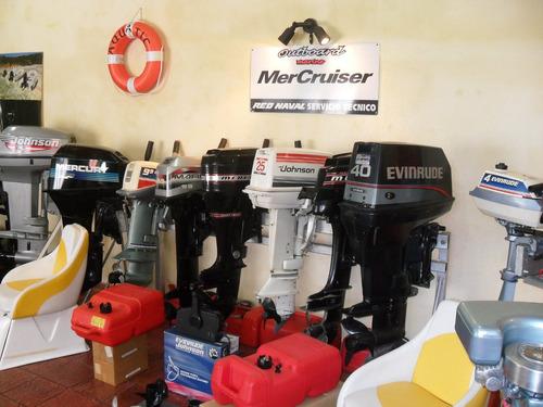 reparación, venta y repuestos de motores fuera de borda