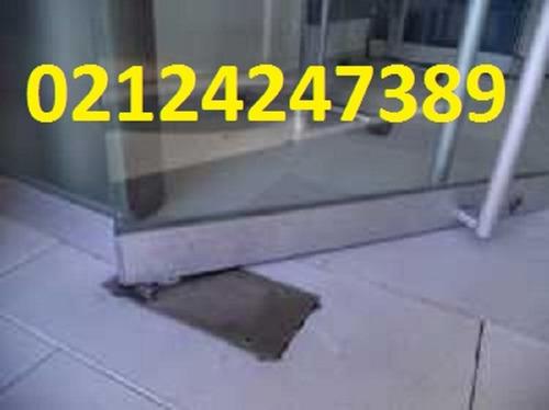 reparacion ventanas panoramicas puertas de baño