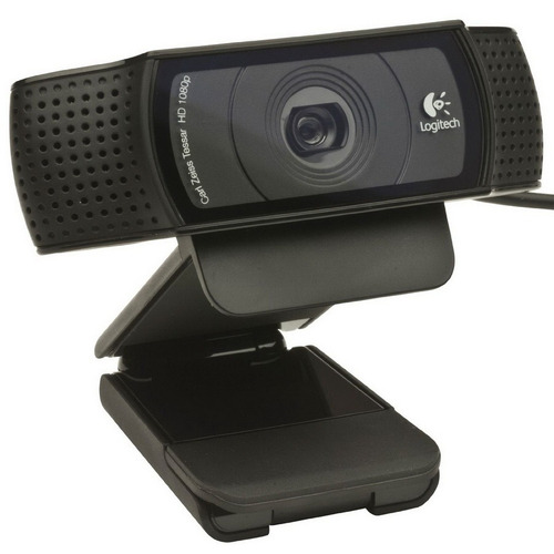 reparación webcam logitech