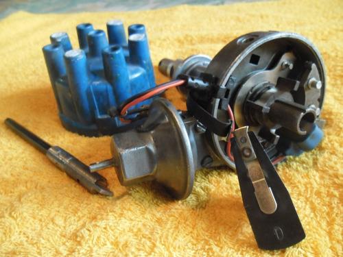 reparacion y adaptacion de distribuidores chevrolet y ford