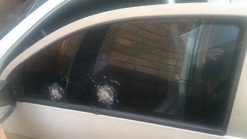 reparación y cambio de vidrios blindados service -- bullet