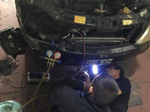 reparacion y carga de aire acondicionado - prueba gratis -