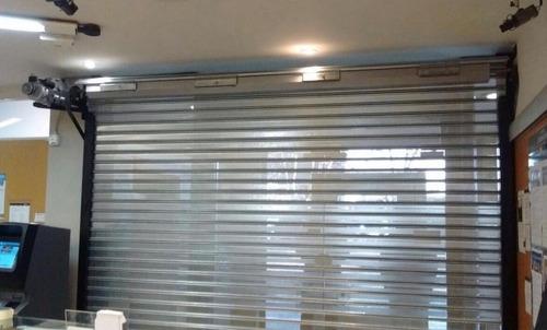 reparación y colocación de cortinas metálicas . herreríaherr