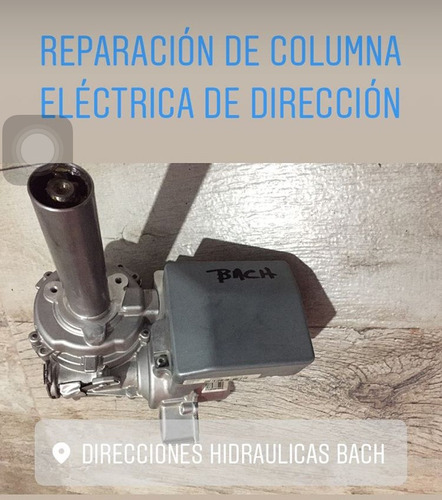 reparación y colocación de cremalleras y bombas hidraulicas