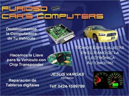 reparacion y desbloqueo de computadoras de volkswagen
