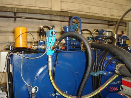 reparación y fabricación automatizado neumático e hidráulico