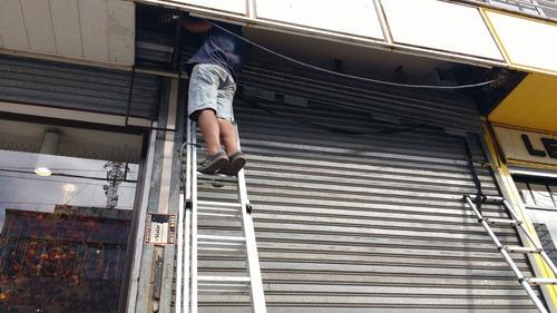 reparacion y fabricacion de cortinas metalicas  urg las 24hs